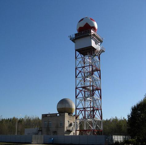 Минск-2. МРЛ-5 и ДМРЛ Метеор 500-С